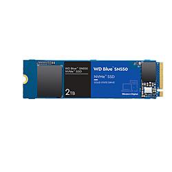 内蔵SSD WD Blue SN550  WDS200T2B0C [M.2]