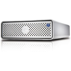 0G10807-1 外付けHDD Thunderbolt+USB-C接続 G-Drive with Thunderbolt 3(Mac用)  [据え置き型 /18TB]