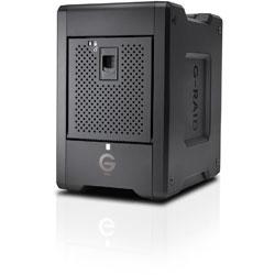 SDPS24H-032T-SBAAB 外付けSSD Thunderbolt接続 【受注生産品】 G-RAID SHUTTLE SSD ブラック [32TB /据え置き型]