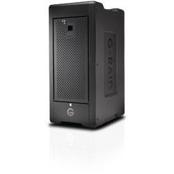 SDPH48H-096T-SBAAB 外付けHDD Thunderbolt+USB-C接続 【受注生産品】 G-RAID SHUTTLE 8  [96TB /据え置き型]