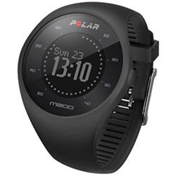 90061200 GPS内蔵スポーツウォッチ M200 ブラック