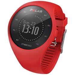 90061215 GPS内蔵スポーツウォッチ M200 レッド