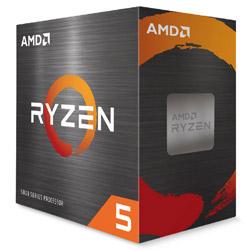 AMD(エーエムディー) 〔CPU〕AMD Ryzen 5 5600X With Wraith Stealth Cooler (6C/12T,3.7GHz,65W)【CPUクーラー付属】   100-100000065BOX
