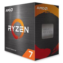 【CPUクーラー別売】AMD Ryzen 7 5800X W/O Cooler (8C/16T,3.8GHz,105W)   100-100000063WOF