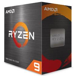 【CPUクーラー別売】AMD Ryzen 9 5950X W/O Cooler (16C/32T,3.4GHz,105W)   100-100000059WOF