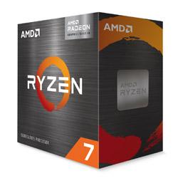 〔CPU〕 AMD Ryzen 7 5700G With Wraith Stealth cooler   100-100000263BOX