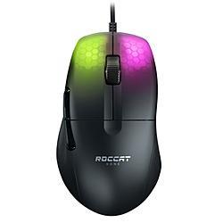 ROCCAT ゲーミングマウス Kone Pro アッシュブラック ROC-11-400-01 [光学式 /有線 /7ボタン /USB]