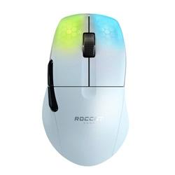 ROCCAT ゲーミングマウス Kone Pro Air アッシュホワイト ROC-11-415-01 [光学式 /無線(ワイヤレス) /7ボタン /Bluetooth・USB]