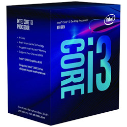 intel(インテル) Intel Core i3-8100