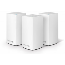 LINKSYS WHW0103-JP wifiルーター VELOP デュアルバンド メッシュ ホワイト [ac/n/a/g/b]