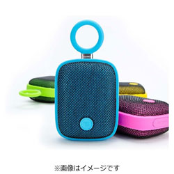 BubblePodsBLU ブルートゥース スピーカー ブルー [Bluetooth対応 /防水]