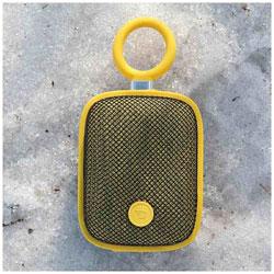 BubblePodsYLW ブルートゥース スピーカー イエロー [Bluetooth対応 /防水]