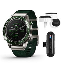 M04-JPB10-00 GPSプロウォッチ MARQ Golfer Japan Limited   [スマートウォッチモード:最大12日間 GPS モード: 最大 28 時間 GPS+音楽モード:最大9時間 UltraTracモード:最大48時間]