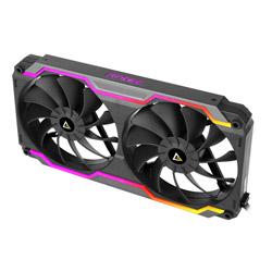 RGB対応 ツイン120mmケースファン Prizm Cooling Matrix PrizmCoolingMatrix