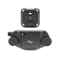キャプチャー V3 カメラクリップ(カメラキャリーシステム) CP-BK-3 ブラック