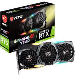 グラフィックボード GeForce GeForce RTX 2080 Ti GAMING Z TRIO   [11GB /GeForce RTXシリーズ]