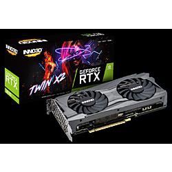 グラフィックボード INNO3D GEFORCE RTX 3070 TWIN X2 OC  N30702-08D6X-1710VA32L [8GB /GeForce RTXシリーズ]