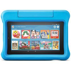 Amazon アマゾン B07H8RV5BD Fireタブレット Fire 7 キッズモデル ブルー [7型 /ストレージ:16GB /Wi-Fiモデル]