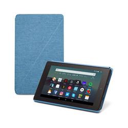 Amazon アマゾン Amazon純正 Fire7 タブレット (第9世代) カバー トワイライトブルー B07KCZCPPQ