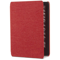 Amazon アマゾン Amazon純正 Kindle(第10世代) 用 ファブリックカバー B07K8Q1R85 パンチレッド