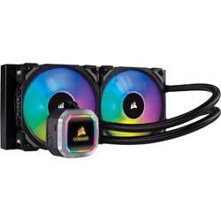 H100i RGB PLATINUM CW-9060039-WW (水冷CPUクーラー)