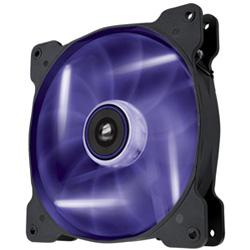 ケースファン(140mm・1200rpm) AF140 LED Quiet Edition (パープル) CO-9050017-PLED
