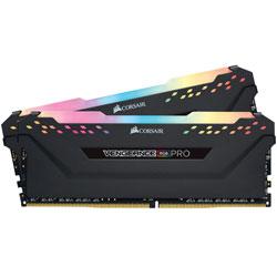 CORSAIR DDR4メモリ VENGEANCE RGB PRO series 『CMW32GX4M2C3200C16』 CORSAIR DDR4メモリ VENGEANCE RGB PRO CMW32GX4M2C3200C16 [DIMM DDR4 /16GB /2枚]