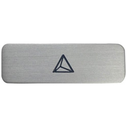 Magnet for Snap Silver ARSPM