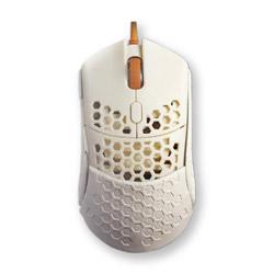 FINALMOUSE 【在庫限り】 ゲーミングマウス ファイナルマウス ホワイト fm-ultralight2-capetown [光学式 /5ボタン /USB /有線]