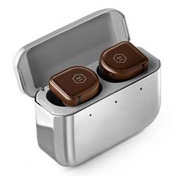 フルワイヤレスイヤホン  Brown Ceramic MW08-ANC-True-Wireless-Earphones [リモコン・マイク対応 /ワイヤレス(左右分離) /Bluetooth /ノイズキャンセリング対応]