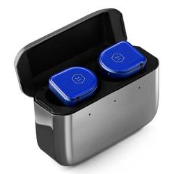 フルワイヤレスイヤホン  Blue Ceramic MW08-ANC-True-Wireless-Earphones [リモコン・マイク対応 /ワイヤレス(左右分離) /Bluetooth /ノイズキャンセリング対応]