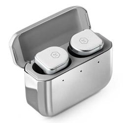 フルワイヤレスイヤホン  White Ceramic MW08-ANC-True-Wireless-Earphones [リモコン・マイク対応 /ワイヤレス(左右分離) /Bluetooth /ノイズキャンセリング対応]
