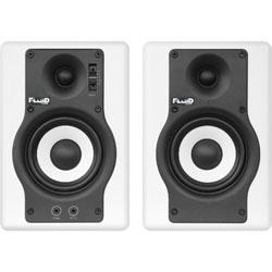パワードモニタースピーカー(ペア) Fluid Audio F4W