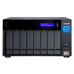 TVS-872XT-i5-16G (6コア搭載NAS/8ベイ)