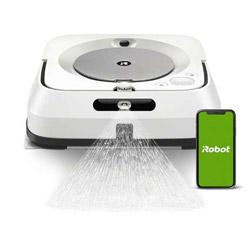 iRobot 床拭きロボット ブラーバ ジェットm6(Braava Jet) m613860 ホワイト