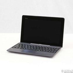 ノートPC TransBook T100TAシリーズ [Windowsタブレット・Office付き] T100TA-GRAY-S (2014年モデル・グレー)