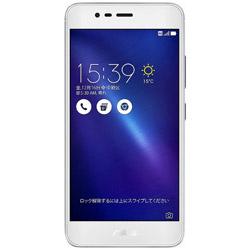 Zenfone 3 Max シルバー 「ZC520TL-SL16」 Android 6.0・5.2型・メモリ/ストレージ:2GB/16GB microSIM×1、nano×1 SIMフリースマートフォン ZC520TL-SL16 シルバー