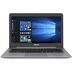 ASUS(エイスース) 【在庫限り】 13.3型ノートPC [Win10 Home・Core i5・SSD 256GB]  ZenBook UX310UQ クォーツグレー UX310UQ-7200