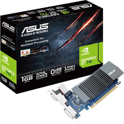 ASUS(エイスース) グラフィックボード GT710-SL-1GD5-BRK  [1GB /GeForce GTシリーズ]