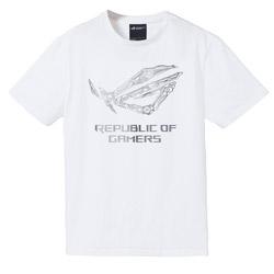 ROG Tシャツ-MECHANIC(ホワイト)