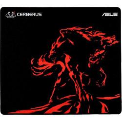 CERBERUS MAT PLUS ゲーミングマウスパッド[450x400x3mm] 四角型/レッド 90YH01C2-BDUA00