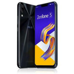 ASUS(エイスース) ZenFone 5 (ZE620KL) シャイニーブラック 「ZE620KL-BK64S6」 6.2型 nanoSIMx2