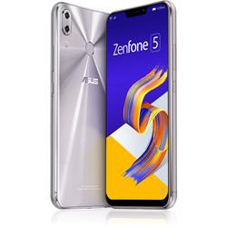 ASUS(エイスース) ZenFone 5 (ZE620KL) スペースシルバー 「ZE620KL-SL64S6」 6.2型 nanoSIMx2