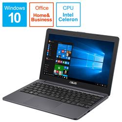 ノートパソコン E203NA-FD110TS [11.6型 /intel Celeron /eMMC:128GB /メモリ:4GB /2018年4月モデル]
