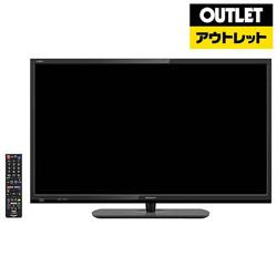 シャープ SHARP 【アウトレット】 液晶テレビ AQUOS(アクオス) [32V型 /ハイビジョン] LC-32H40