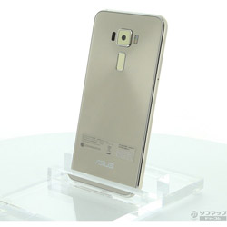 Zenfone3 32GB クリスタルゴールド 楽天モバイル版