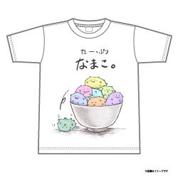 ソフマップ [白/L] 新菜まこ「なまこTシャツ」 白/Lサイズ ◆ソフマップ限定販売
