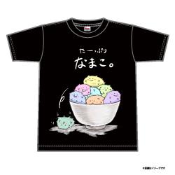 ソフマップ [黒/S] 新菜まこ「なまこTシャツ」 黒/Sサイズ ◆ソフマップ限定販売