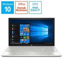 HP ヒューレット・パッカード 【アウトレット】 ノートPC HP Pavilion 15-cu0000 4ME19PAAAAAロイヤルブルー [Core i7・15.6インチ・Office付き・SSD 128GB・HDD 1TB・メモリ 8GB]