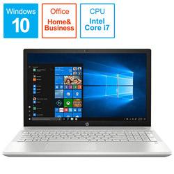 HP ヒューレット・パッカード 【アウトレット】 ノートPC HP Pavilion 15-cu0000 4ME18PAAAAA モダンゴールド [Core i7・15.6インチ・Office付き・SSD 128GB・HDD 1TB・メモリ 8GB]